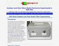 Low Pass Audio Filter