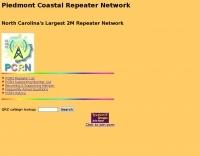 Piedmont Coastal Repeater Network