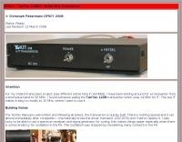 TenTec 1208CY 10  50 MHz Transverter mod