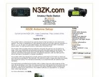 N3ZK Antenna Setup
