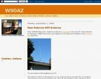 W9DAZ New Solarcon A99 Antenna