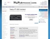 Yaesu FT-450 (AT) reviews