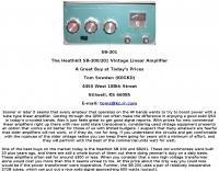 Heathkit SB-200 upgrade
