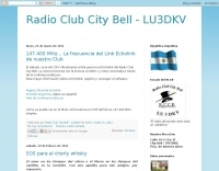LU3DKV Radio Club City Bell