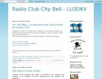LU3DKV Radio Club City Bell