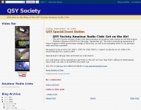 QSY Society Amateur Radio Club