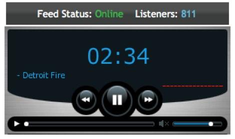 Ottawa live audio feed