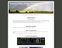 WA6MVG Amateur Radio Station