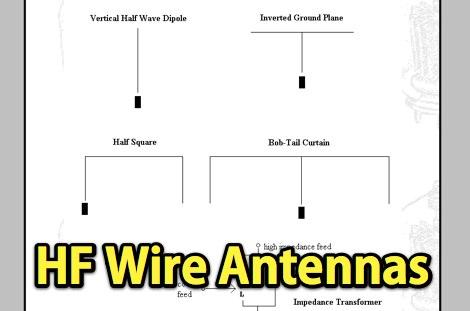 HF Wire antennas