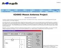 KD6WD Moxon Antenna Project