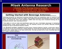 Misek Antenna Research