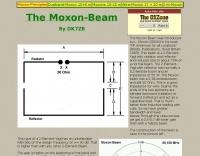 The Moxon Beam Antenna