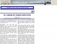 Homebrew a HF Power Amplifier