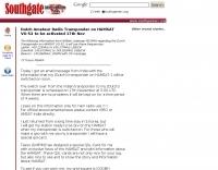 Dutch Amateur Radio Transponder on HAMSAT