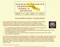 How Satellite Doppler Tracking Works