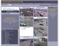 Missouri Police Scanner - Springfield
