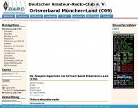 DARC Ortsverband M�nchen-Land (C09)