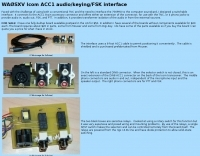 Icom ACC1 interface