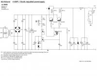 4AMP 18v power supply