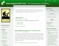 New England QRP Club