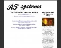 RF Systems