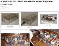 Broadband Power Amplifier