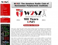 W2SZ Rensselaer Polytechnic Institute
