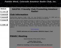 Pueblo West Amateur Radio Club