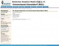 DARC Ortsverband Dusseldorf R01