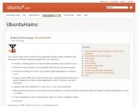 Amateur Radio using Ubuntu