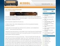 K2DSL Blog