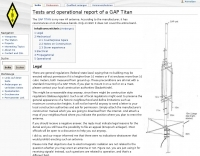 GAP Titan DX Test report