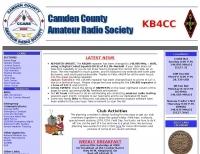 Camden County Amateur Radio Society