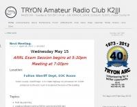 K2JJI Tryon Amateur Radio Club