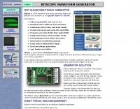 Bitscope Waveform Generator