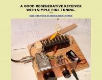 A good regenerative receiver