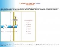 VHF Dipole with Gamma Match