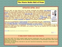 The Pirate Radio Hall of Fame