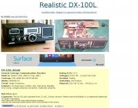 Realistic DX-100L mod