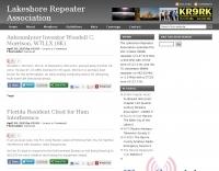 K9RK Lakeshore Repeater Association