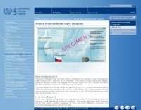 UPU : International reply coupon