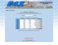 E4X Online Log