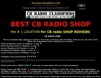 CB Radio Reviews