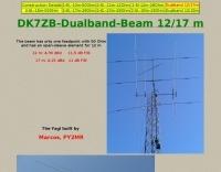 Dualband-Beam 12/17 m