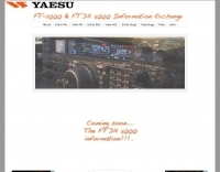 Yaesu FT-2000 website