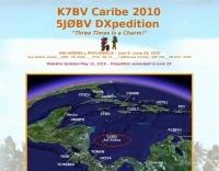 5J0BV San Andres Island
