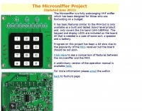 The Microsniffer Project