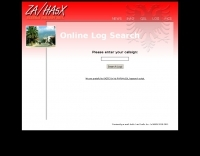 ZA/HA5X  Online Log
