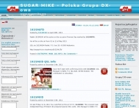 SUGAR MIKE - Polska Grupa DX