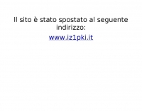 IZ1PKI Alessandro